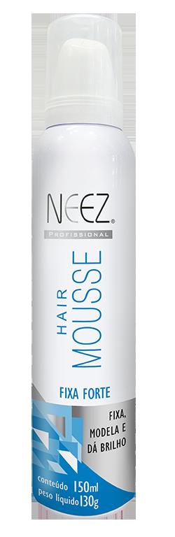 Hair Mousse Fixa Forte