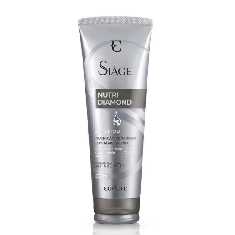 Shampoo Siàge Nutri Diamond 250ml
